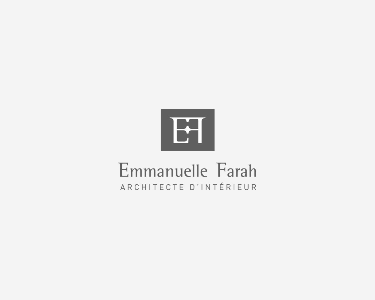 logo architecte interieur