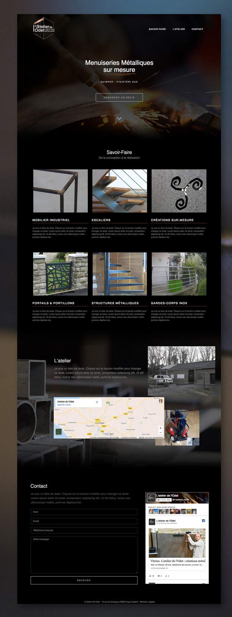 site web atelierdelodet